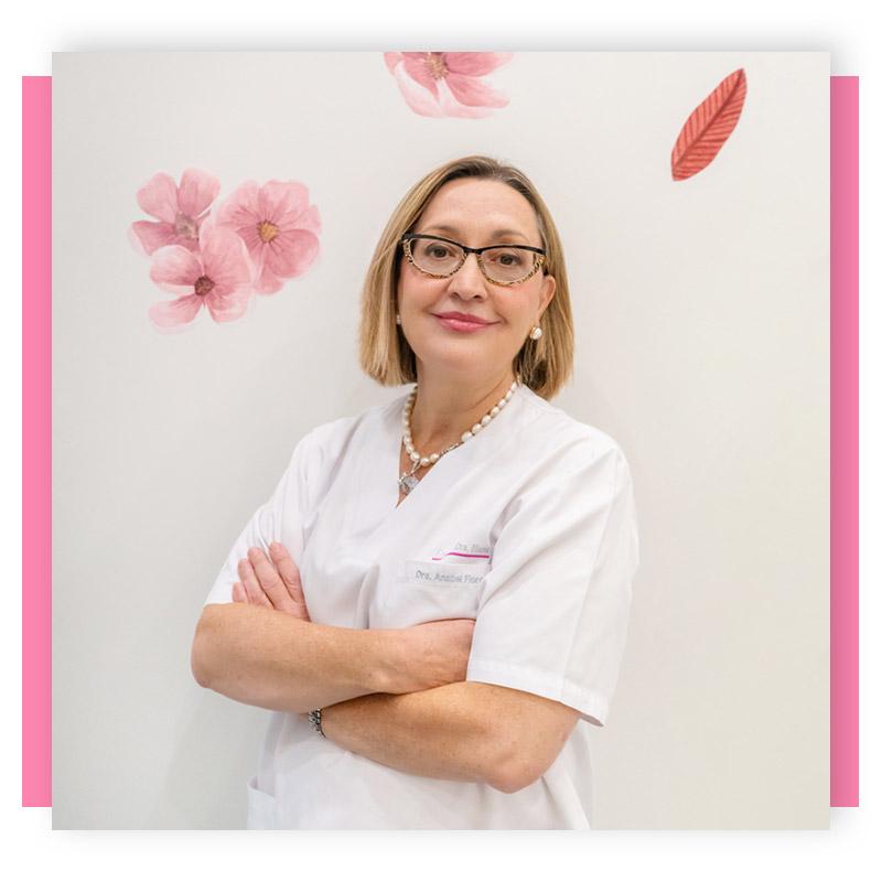 Doctora Anabel Flores, Centro médico estético en Zaragoza
