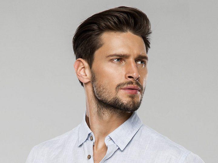 Consigue un aspecto más varonil gracias a la masculinización del rostro