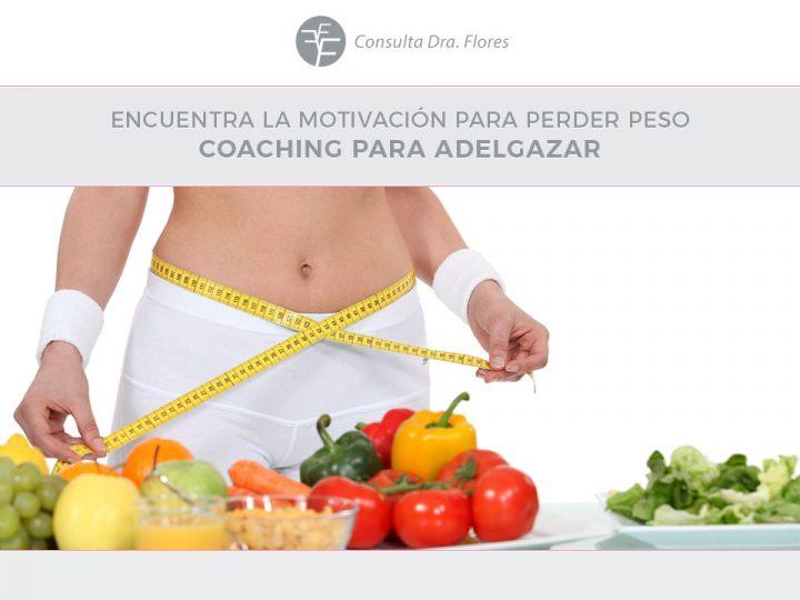 Coaching para adelgazar – Encuentra la motivación para perder peso