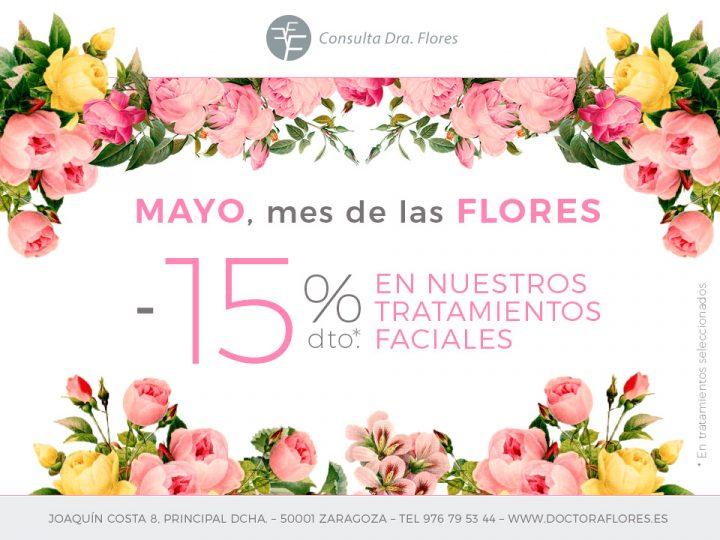 Mayo es el mes de las flores… ¡Y queremos celebrarlo contigo!