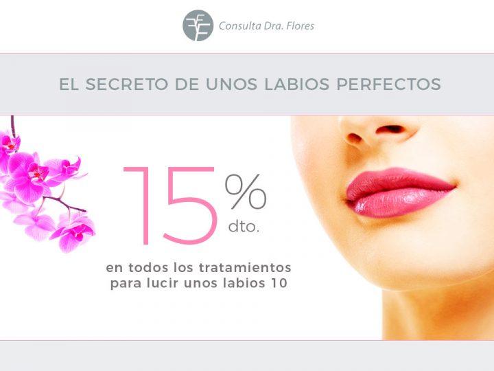 Promoción labios perfectos